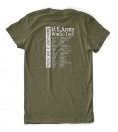US-ARMY WORLD TOUR